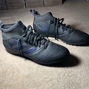 Adidas Men's 11.5 Tango Soccer Shoes Cleats Black